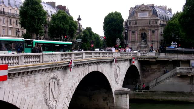 Boulevard Saint-Michel a Parigi