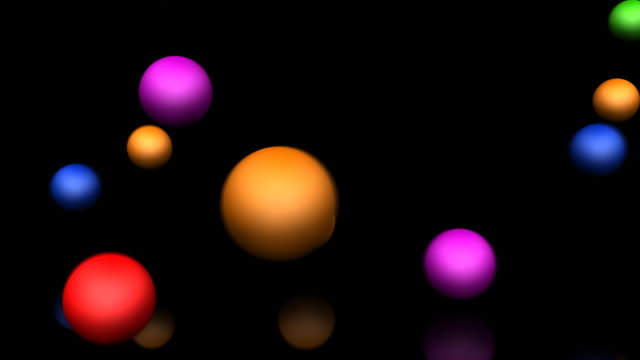bouncing balls - bouncing stock videos & royalty-free footage