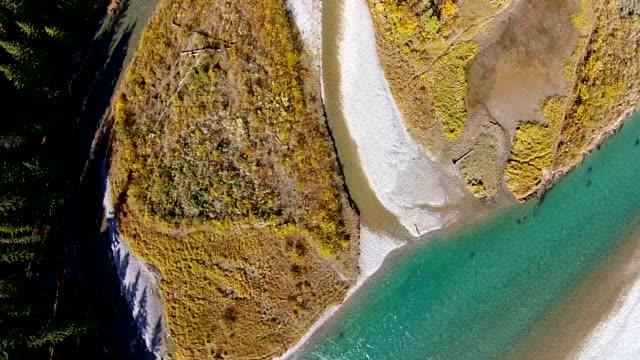 Bow River Aerial Views