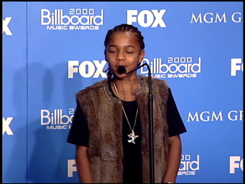 Bow Wow at the 2000 Billboard Music Awards press room on December 5 2000