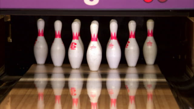 a bowling ball sweden. - bowling ball stock videos & royalty-free footage