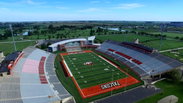 Bowling Green State University football stadium