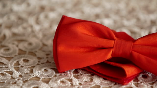 Bow-tie - Stock Footage