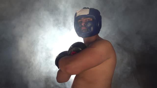 Boxer camera kijken