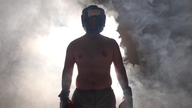 vídeos y material grabado en eventos de stock de boxeador  - calzoncillos bóxer
