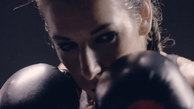 boxing in the shadow. struggling with weaknesses - boxer shorts stock videos and b-roll footage