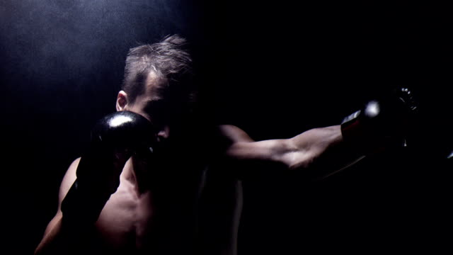 Boxing in the shadow. Struggling with weaknesses