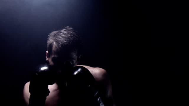 Boxen im Schatten. Kämpfen mit Schwächen