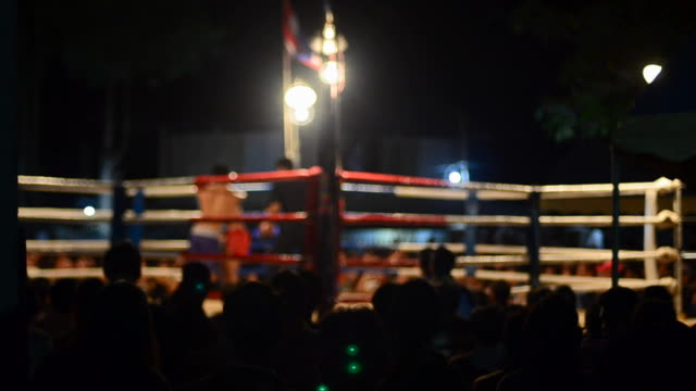 boxing - boxing ring stock videos and b-roll footage