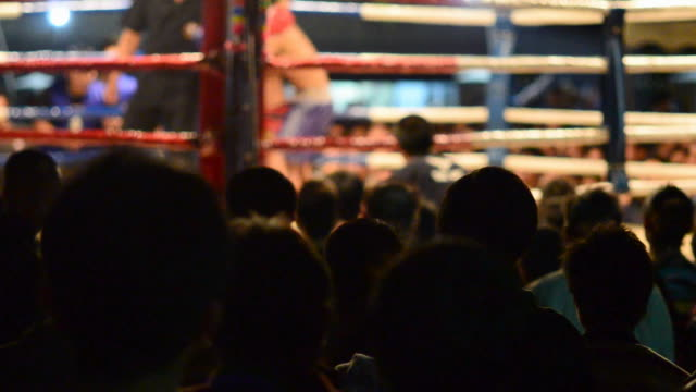 boxing - boxing ring stock videos & royalty-free footage