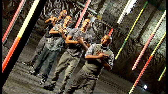 jls boy band shoot first pop video jls shooting video - boy band stock videos & royalty-free footage