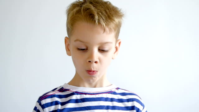 boy eating cookies - cracker stock videos and b-roll footage