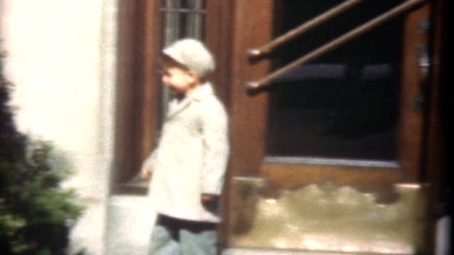 Boy in Cap 1958