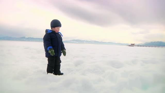 Boy & The Snowball (HD)
