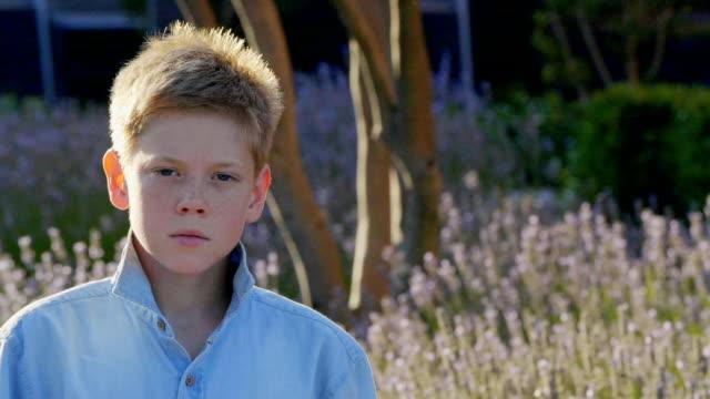 boy - white cap stock videos & royalty-free footage