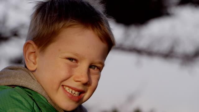 少年  - 金髪点の映像素材/bロール