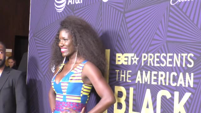 Bozoma Saint John at The BET 2017 American Black Film Festival Honors Awards at The Beverly Hilton Hotel on February 17 2017 in Beverly Hills...