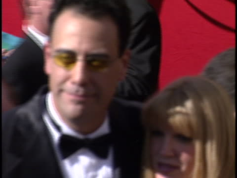 Brad Garrett at the Emmy Awards 1999 at Shrine Auditorium