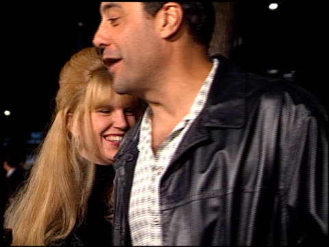 Brad Garrett at the 'Sweet and Lowdown' Premiere at Academy Theater in Beverly Hills California on December 2 1999
