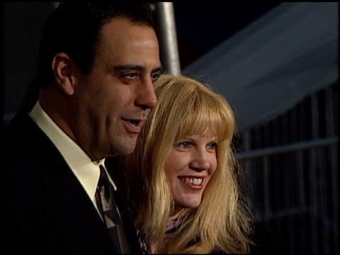 brad garrett at the tv guide awards at the shrine auditorium in los angeles, california on february 24, 2001. - shrine auditorium stock videos & royalty-free footage