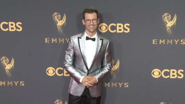 Brad Goreski at the 69th Annual Primetime Emmy Awards at Microsoft Theater on September 17 2017 in Los Angeles California