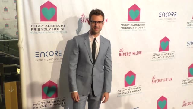 Brad Goreski at the Peggy Albrecht Friendly House 26th Annual Awards Luncheon at the Beverly Hilton Hotel in Beverly Hills at Celebrity Sightings in...