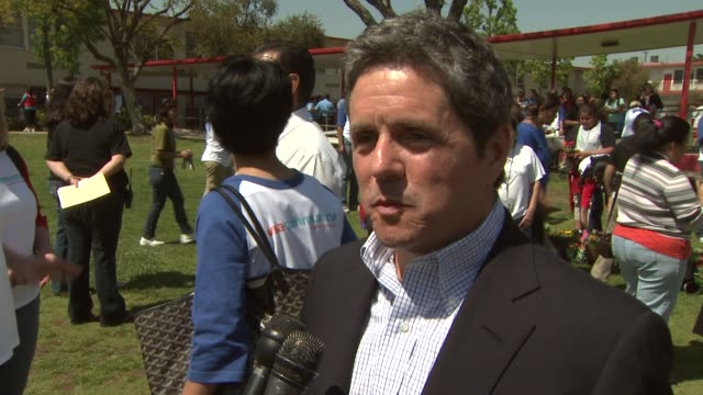 Brad Grey on the event at the Paramount Pictures Celebrates 14th Annual ViaCommunity Day at Los Angeles CA