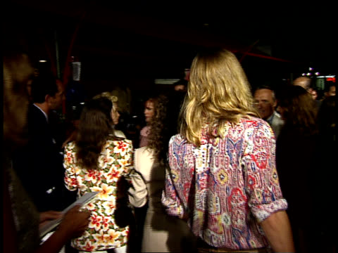 brad pitt arrives at the premiere of his new film, true romance. - brad pitt actor stock videos & royalty-free footage
