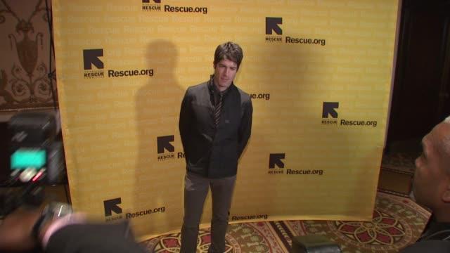 Brad Raider at 2015 International Rescue Committee Freedom Award Benefit at Waldorf Astoria Hotel on November 04 2015 in New York City