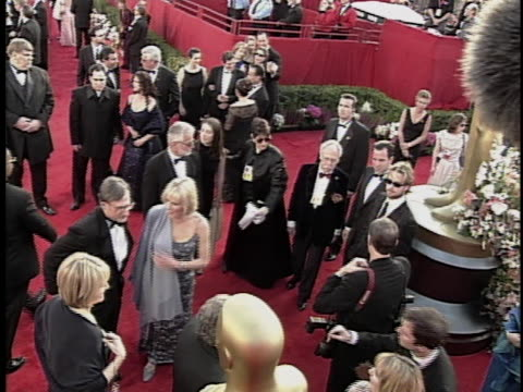 brad rowe at the academy awards 2000 at shrine - 72nd annual academy awards stock videos & royalty-free footage