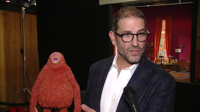 "CA: Inside LAIKA & The Art Of ""Missing Link"""