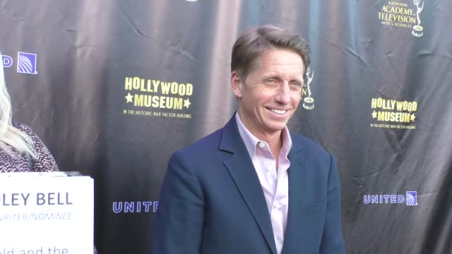 Bradley Bell at the 2016 Daytime Emmy Awards Nominees Reception at The Hollywood Museum in Hollywood in Celebrity Sightings in Los Angeles