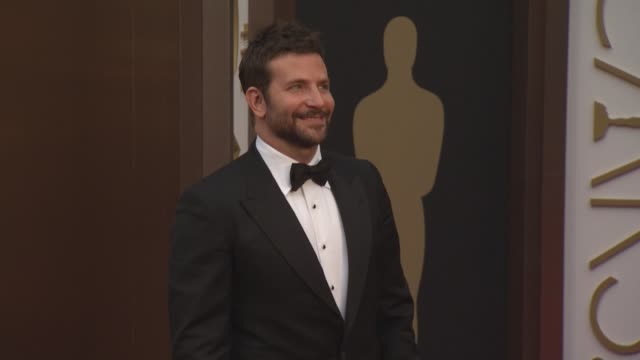 Bradley Cooper 86th Annual Academy Awards Arrivals at Hollywood Highland Center on March 02 2014 in Hollywood California