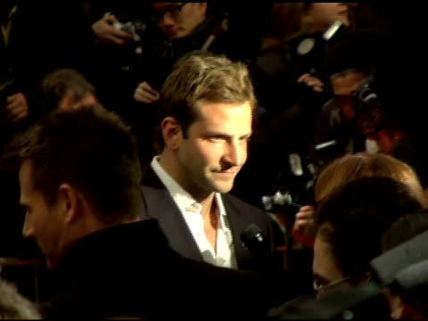 bradley cooper and press at the 'failure to launch' new york premiere at chelsea west in new york, new york on march 8, 2006. - failure to launch stock videos & royalty-free footage