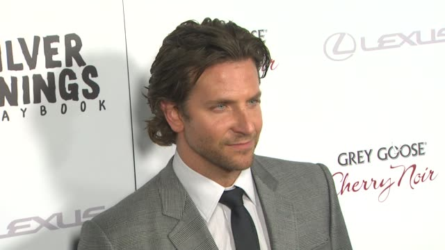 Bradley Cooper at Silver Linings Playbook Los Angeles Premiere on in Beverly Hills CA