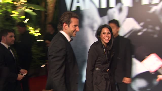 bradley cooper at the 2010 vanity fair oscar party hosted by graydon carter at west hollywood ca - graydon carter stock videos and b-roll footage