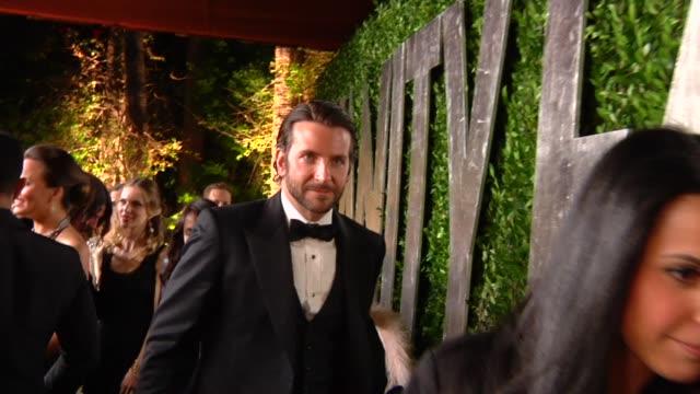 Bradley Cooper at The 2013 Vanity Fair Oscar Party Hosted By Graydon Carter Bradley Cooper at The 2013 Vanity Fair Oscar Party at Sunset Tower on...
