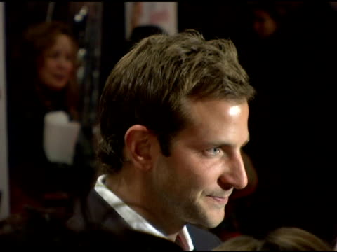 Bradley Cooper at the 'Failure to Launch' New York Premiere at Chelsea West in New York New York on March 8 2006