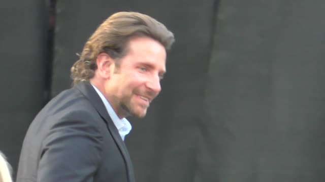 Bradley Cooper attends the Avengers Infinity War premiere in Hollywoodin Celebrity Sightings in Los Angeles