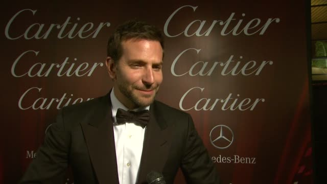 INTERVIEW Bradley Cooper on being back at the festival at the 25th Annual Palm Springs International Film Festival Awards Gala Presented By Cartier...