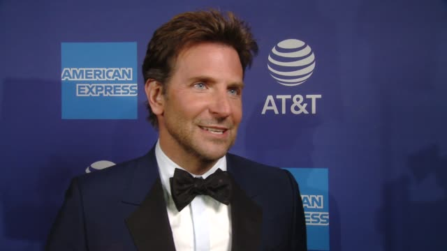 INTERVIEW Bradley Cooper on how it feels to be part of PSIFF what makes this festival different from others what it means to be receiving the...