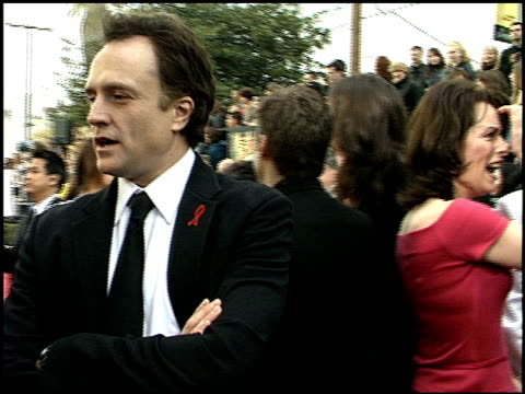 bradley whitford at the 2001 screen actors guild sag awards arrivals at the shrine auditorium in los angeles, california on march 11, 2001. - bradley whitford stock videos & royalty-free footage