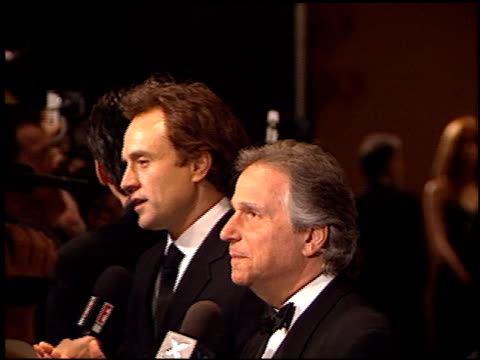 bradley whitford at the 2002 producers guild of america awards at the century plaza hotel in century city, california on march 3, 2002. - bradley whitford stock videos & royalty-free footage