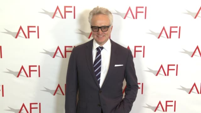 bradley whitford at the afi awards luncheon on january 05, 2018 in los angeles, california. - bradley whitford stock videos & royalty-free footage