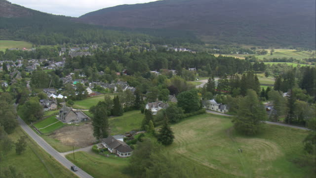 braemar - aberdeenshire stock videos & royalty-free footage