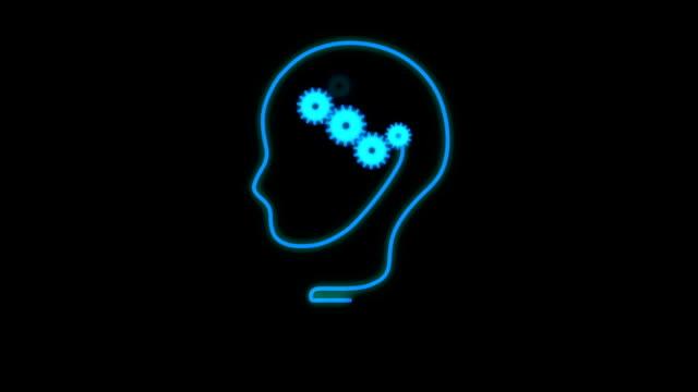 brain - human ear stock videos and b-roll footage