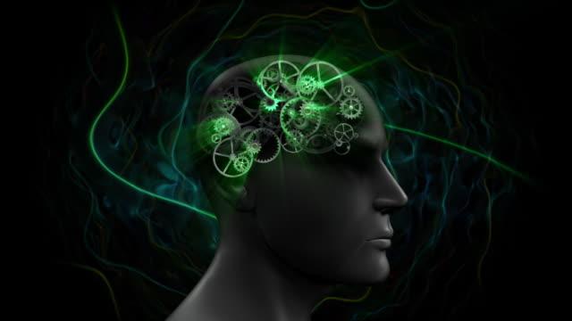 brainstorm - human brain stock videos & royalty-free footage