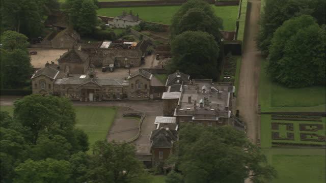 bramham hall - 18th century style stock videos & royalty-free footage