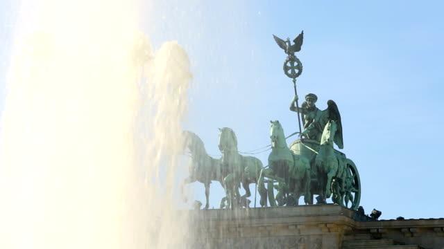 Brandenburg Gate in Berlin + Audio