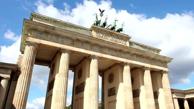 Brandenburger Tor, le temps qui passe